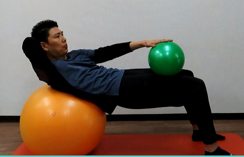 アブプレップ2 腹筋群の強化