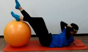 アブプレップ 腹筋群の強化